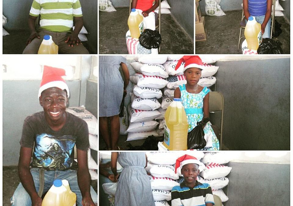Christmas in Haiti – Newsletter